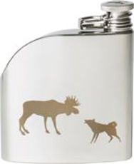 Piersiówka Hipflask, rectangular 175ml
