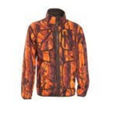 KURTKA DWUSTRONNA  GAMEKEEPER REVERSIBLE  FLEECE JACKET