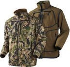 Kurtka polar dwustronny  Q FLEECE JACKET
