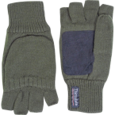 Rękawice SUEDE PALM SHOOTERS MITTS ONE SIZE