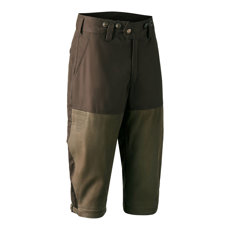 SPODNIE MARSEILLE LEATHER MIX BREEKS