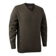 SWETER BRIGHTON KNIT V-NECK