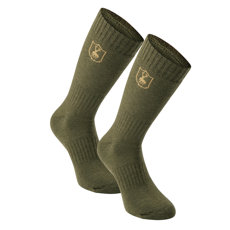 Skarpety dwupak WOOL SOCKS-SHORT