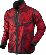 Softshell LYNX REVERSIBLE FLEECE JACKET
