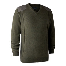 Sweter SHEFFIELD KNIT w. V-NECK