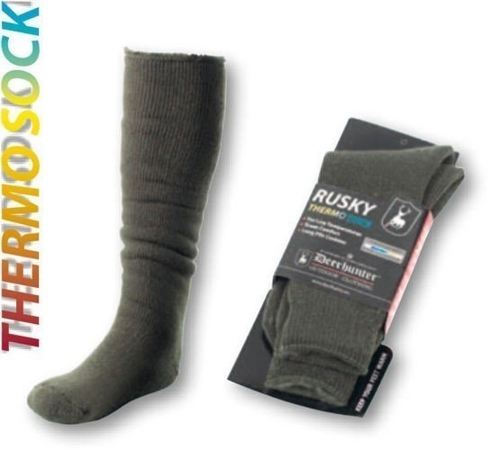 SKARPETY RUSKY TERMO SOCKS - LONG