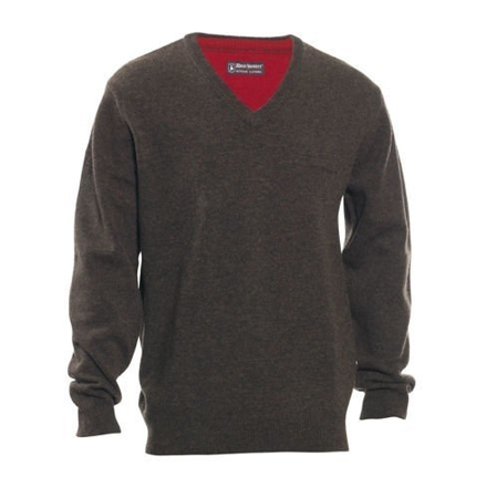 SWETER HASTINGS KNIT V-NECK